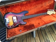 Fender Precision Bass 1963 3 Colour Sunburst