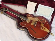 Gretsch Country Gentleman 6122 1967 Walnut