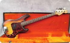 Fender Precision 1973 Sunburst