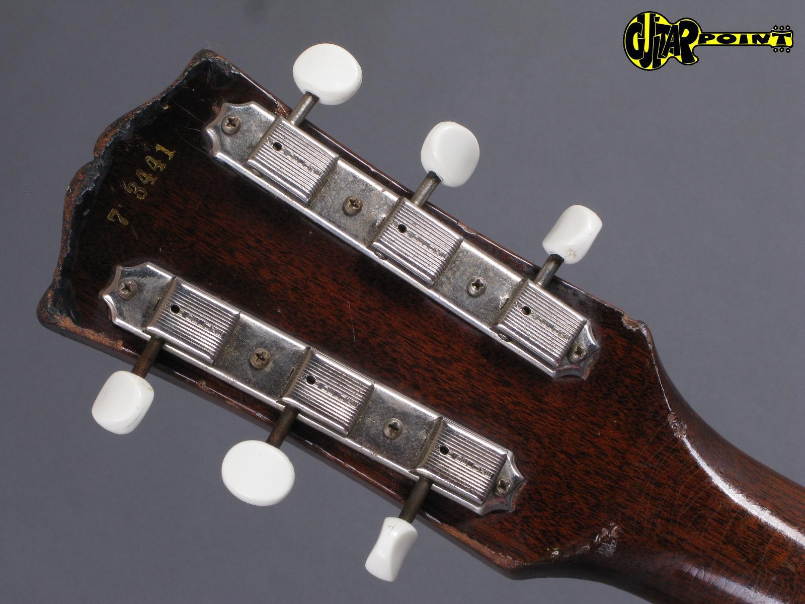 gibson les paul junior 1957 sunburst guitar for sale guitarpoint. Black Bedroom Furniture Sets. Home Design Ideas