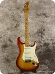 Fender Stratocaster Dan Smith 1982 Sienna Burst