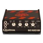 Quilter Bass Block 800 2016