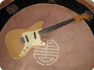Fender DUO SONIC 1960 DESERT SAND