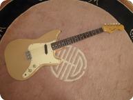 Fender MUSICMASTER 1959 DESERT SAND