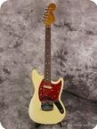Fender Mustang 1965 Olympic White