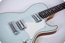 Red Rocket Guitars Commander 2016 SeaFoam Blue
