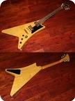 Gibson Moderne GIE0953 1983 Natural