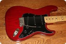 Fender Stratocaster FEE0891 1979 Wine Red