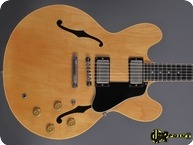 Gibson ES 335 DOT Reissue 1987 Natural