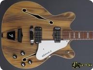 Fender Coronado XII 12 string 1966 Wildwood Finish