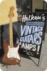 Fender Stratocaster 1975 Mocca Brown