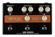 Carl Martin Greg Howes Signature Lick Box 2016