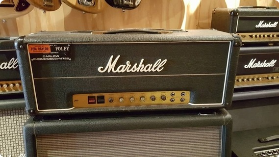 marshall super bass 1977 amp for sale jimi 39 s music store. Black Bedroom Furniture Sets. Home Design Ideas