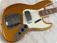 Fender Jazz Bass 1969 Firemist Gold