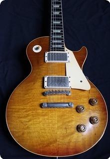 gibson les paul standard 1959 guitar for sale richard henry guitars ltd. Black Bedroom Furniture Sets. Home Design Ideas