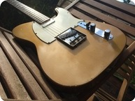 Fender Telecaster 1965 Shoreline Gold