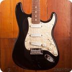 Fender Stratocaster 1997 Black