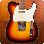 Fender Telecaster 2007 Three Tone Sunburst
