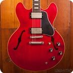 Gibson ES 335 2016 Sixties Cherry