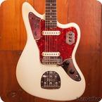Fender Custom Shop Jaguar 1962 Olympic White