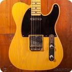 Fender Custom Shop Telecaster 2016 Butterscotch