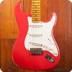 Fender Stratocaster 2013 Fiesta Red