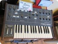 Moog Prodigy 1981