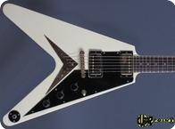 Gibson Flying V FF 82 Heritage 1982 White