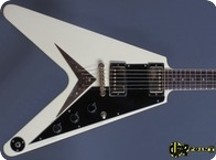 Gibson Flying V FF 82 Heritage 1982 White