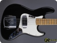 Fender Jazz Bass J Bass 1974 Black
