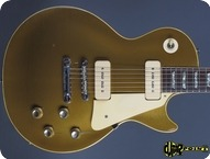 Gibson Les Paul Standard 1968 Goldtop Gold Metallic