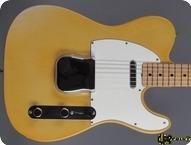 Fender Telecaster 1973 Blond