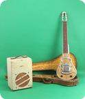 Fender Electric Hawaiian Lap Steel Electric Guitar 1935 Metal