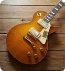 Gibson Les Paul Standard Custom Shop True Historic 58 2015 Lemonburst