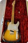 Fender Telecaster Custom Shop 51 Golden Era Limited Edition 2016 Sunburst