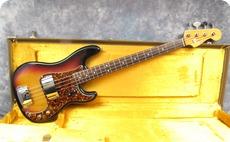 Fender 62 Precision 2005 Sunburst