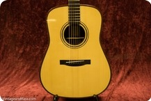 Thomas Fredholm Guitars Dreadnought 2016