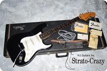 Fender Stratocaster 1973 Black