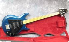 Gibson Grabber 1982 Teal Blue