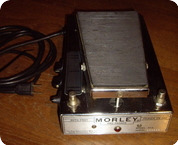 Morley Tel Ray Pro Phaser PFA 1977 Metal Box