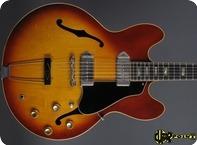 Gibson ES 330 TD wide Neck 1965 Sunburst