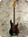 Fender Precision Bass 1972 Black