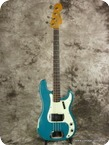 Fender Precision Bass 1964 Blue Refinished