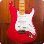 Fender Custom Shop Stratocaster 2016 Torino Red