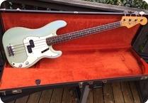 Fender Precision Bass 1966 Sonic Blue