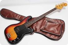 Fernandes Precision Bass Ltd. Edition Sunburst