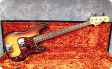 Fender Precision 1969 Sunburst