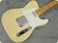 Fender Telecaster 1970 Olympic White