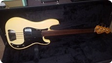Fender Fretless Precision Bass 1977 Blonde