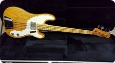 Fender Telecaster Bass 1973 Natural